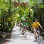 Biking Mekong Delta Southeast Vacation 25 Days