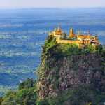 Explore Popa peak from Southeast Asia tour