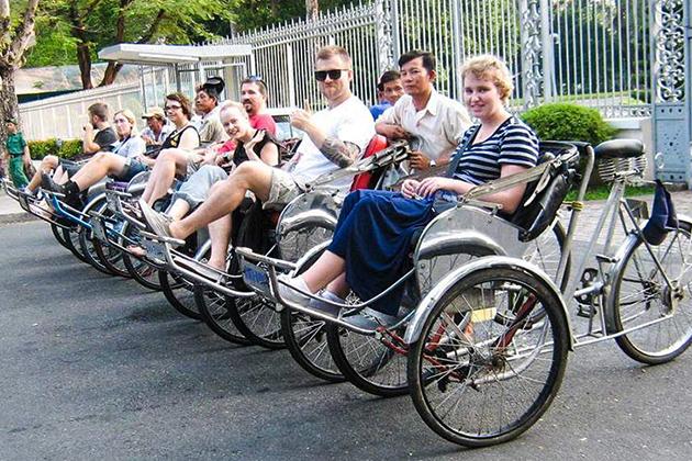 Vietnam Cyclo Tour