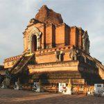 Wat Chedi Luang southeast asia 25 days