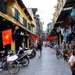 hanoi old quarters indochina tours