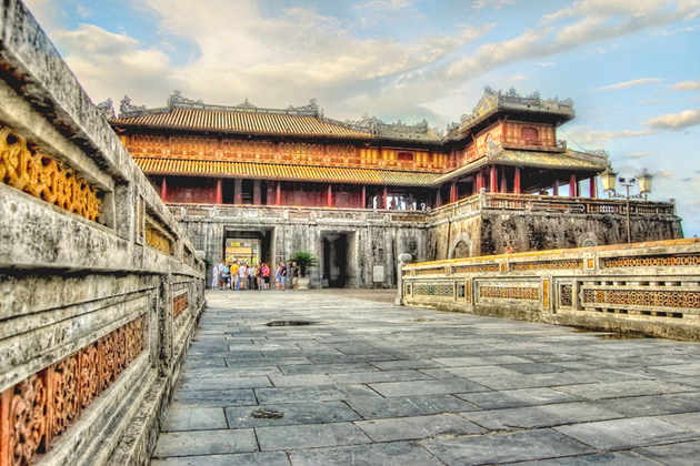 hue imperial city - tours to vietnam and cambodia