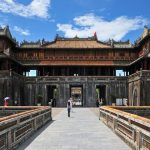 hue imperial ciy indochina tours