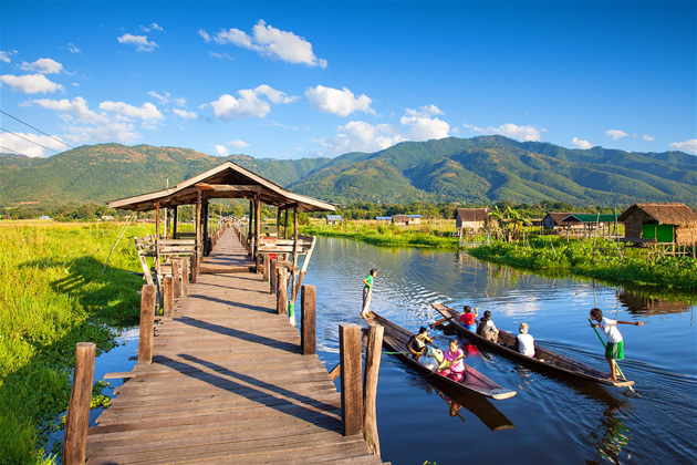 inle lake glories of southeast asia 25 days