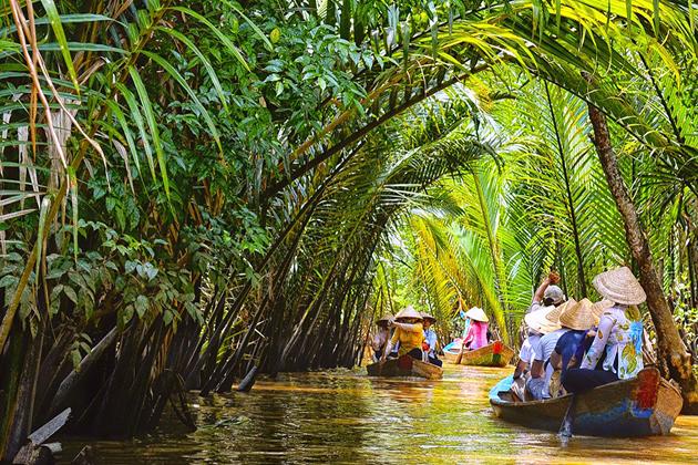 mekong delta indochina tours