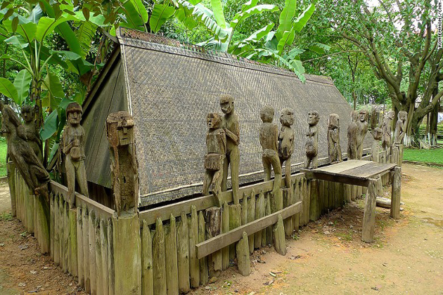 museum of ethnology southeast asia tours