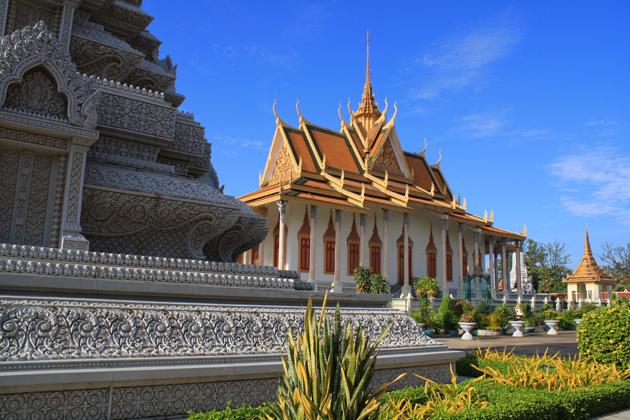 silver pagoda indochina tours