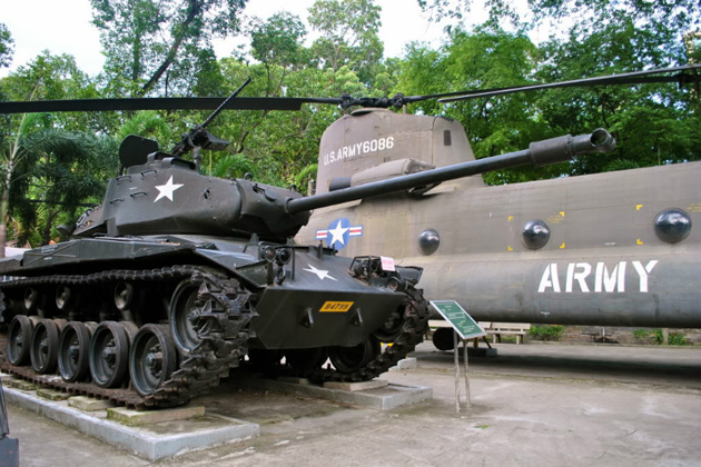 war remnants museum indochina tours