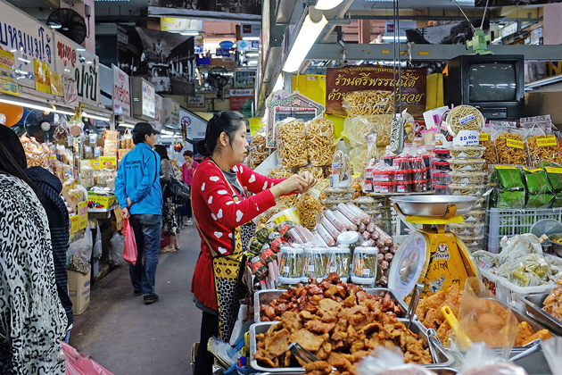 warorot market southeast asia 25 day tour
