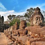 Angkor Thom - Cambodia Laos Tours