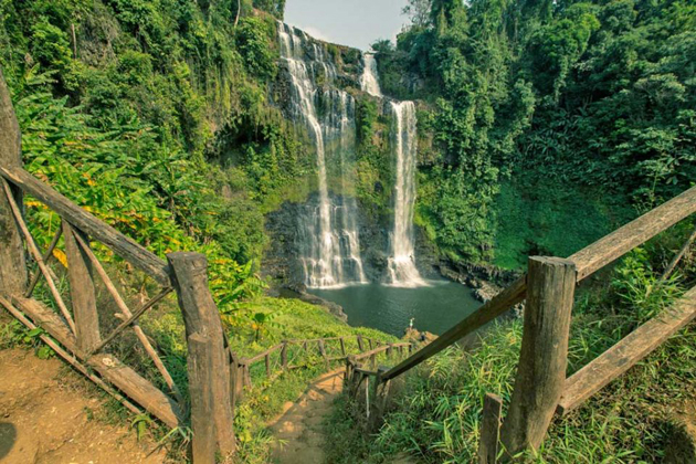 Bolaven Plateau indochina tours