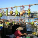 Cai Be floating market indochina tours