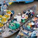 Cai Rang Floating Market indochina tours