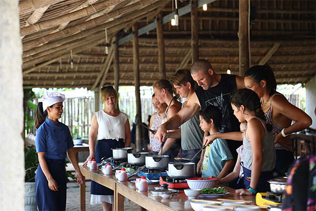 Hoian Cooking Class - 24 Dau Indochina Tour