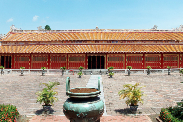 Hue Imperial City - From Vietnam to Laos Tour