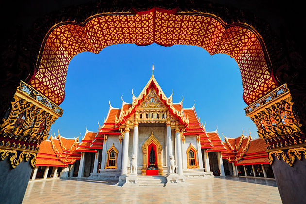 Indochina Tours - Grand Palace Thailand