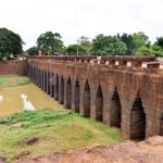 Kampong Kdei Bridge – The Oldest Laterite Bridge in Southeast Asia