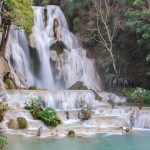 Khouang Si Waterfall indochina tours