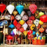 Lantern Making Class in Hoian Indochina Tours