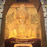 Mahamuni Pagoda myanmar