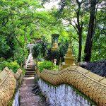 Mount Phousi - Cambodia Laos 16 Day Trip