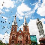 Notre Dame Cathedral - 15 Day Indochina Tours