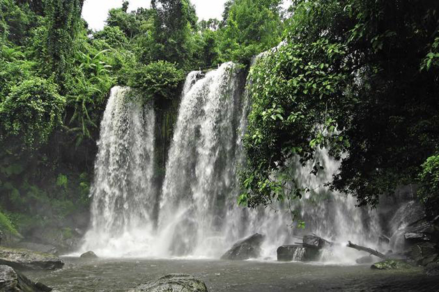 Phnom Kulen indochina tours