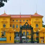 President Palace Vietnam