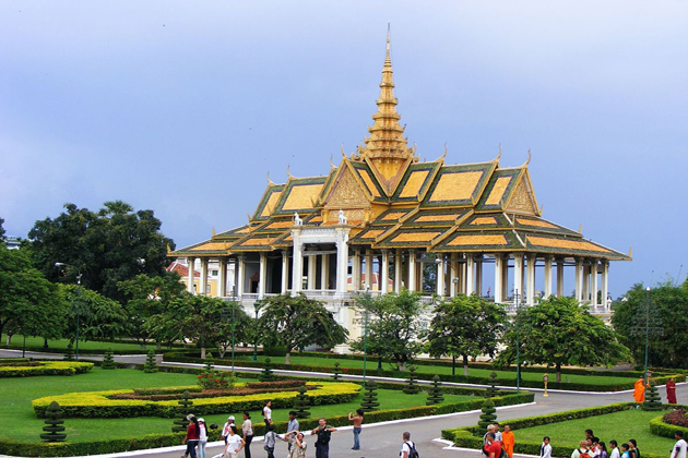 Royal Palace indochina tours