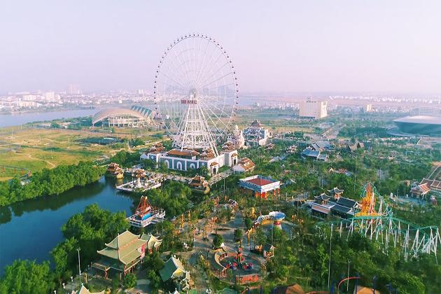 Sun World Danang Wonders indochina tours