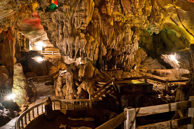 Tham Jang Cave Indochina Tours to Vietnam and Laos