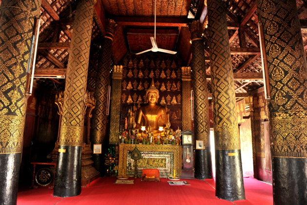 Vat Xieng Thong indochina tours