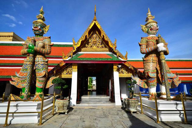 Temple Wat Sisaket - Cambodia Laos Tour