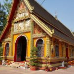 Wat Simuang indochina tours