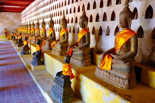 Wat Sisaket indochina tours
