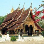 Wat Xieng Thong - Vietnam Laos 16 Days