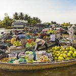 floating market indochina tours