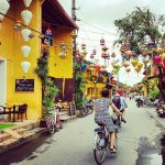 hoi an biking tour indochina tours