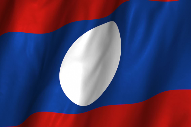 Laos National Flag | History & Meaning