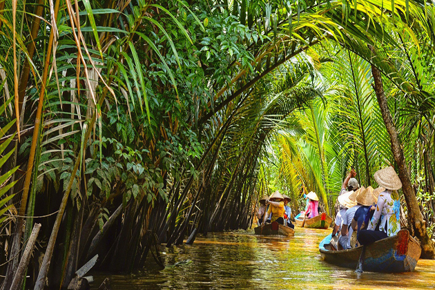 Mekong Delta Indochina Tours to Vietnam and Laos