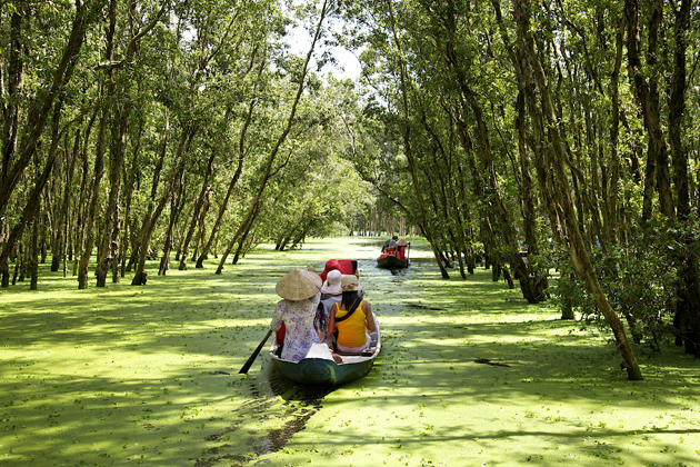 Boat Trips Along Mekong Delta - Indochina Tours