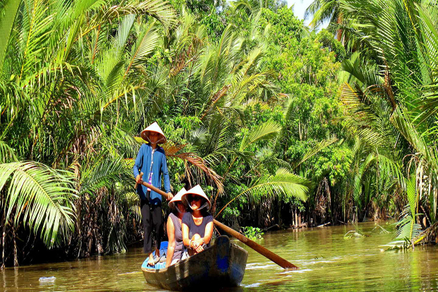 mekong delta indochina tours