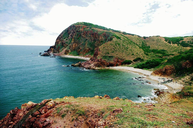 Affirmation of Sea Tourism Advantages in Binh Thuan, Vietnam