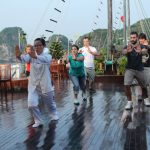 tai chi ha long bay indochina tours