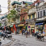 the 36 streets of the Old Quarter indochina tours