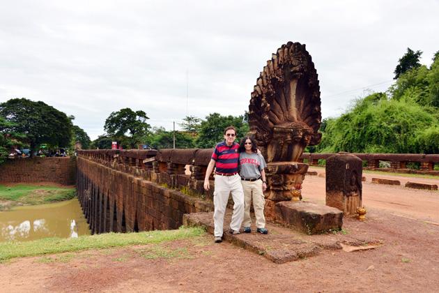 visit kampong kdei bridge