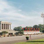 Ba Dinh Square Ho Chi Minh Mausoleum