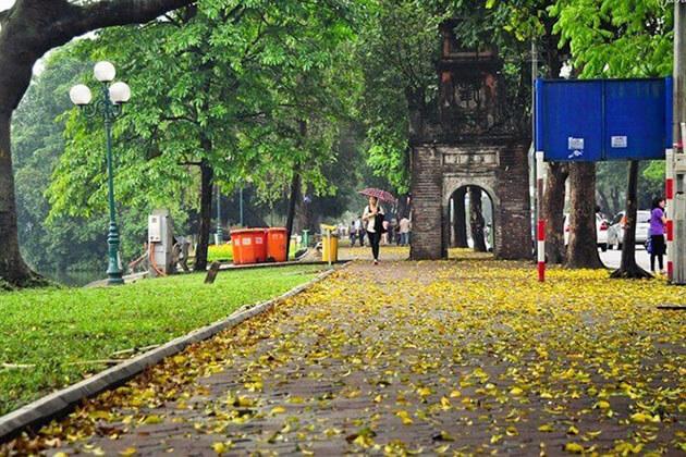 Beautiful Hanoi from Vietnam and Cambodia tour