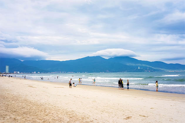 China Beach Danang - Vietnam Cambodia 27 Days