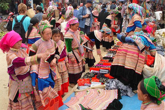 Coc Ly Market Sapa Vietnam Cambodia Vacation Package